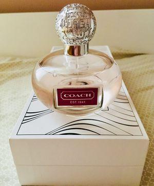 Coach Poppy Perfume, 3.4 0z Bottle for Sale in Oakland, CA