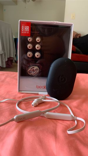 Beats By Dre BeatsX wireless Headphones for Sale in Forest Heights, MD