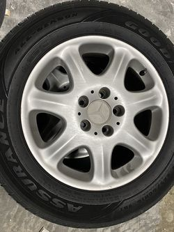 Mercedes S430 Rims for Sale in Kissimmee,  FL