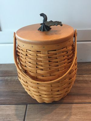 Longaberger 2000 October Fields Basket for Sale in Dunedin, FL