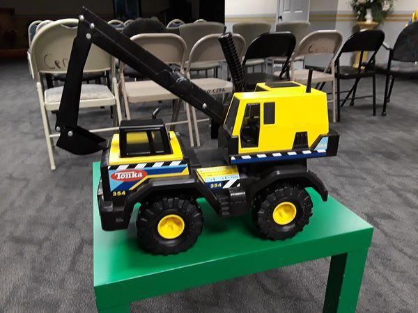 Metal Tonka Toy Truck