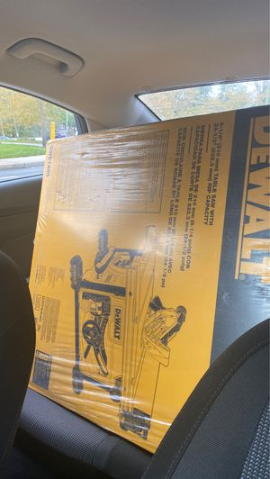 Dewalt Table Saw With Rip Capacity for Sale in College Park, MD
