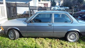1981 BMW 320 for Sale in Tacoma, WA