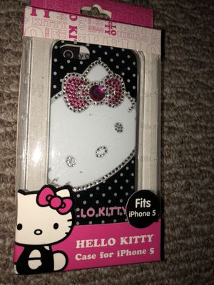 Hello Kitty iPhone case for Sale in San Diego, CA