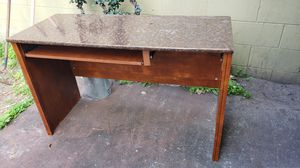 Computer Office Desk - Fair / Good Condition, Sturdy! Must Get Sunday! for Sale in Winter Park, FL