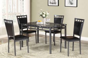 5 pcs Dining table for Sale in Culver City, CA