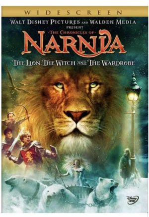 Disney The Chronicle's of NARNIA The Lion The Witch and The WardRobe. Included is concept Art cards for Sale in Zanesville, OH