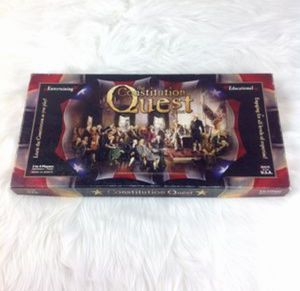 The Constitution Quest Board Game for Sale in Phoenix, AZ