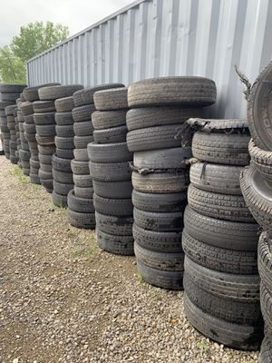 Trailer and Truck tires for Sale in Wayne, IL