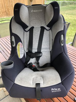 Maxi Cosi Pria 85 w/Air Protect 2 in 1 Convertible Car seat - Brilliant Navy w/Gray for Sale in Bartlett, IL