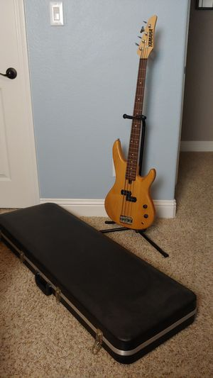 Yamaha bass guitar with Case and Stand RBX250 for Sale for sale  Allen, TX