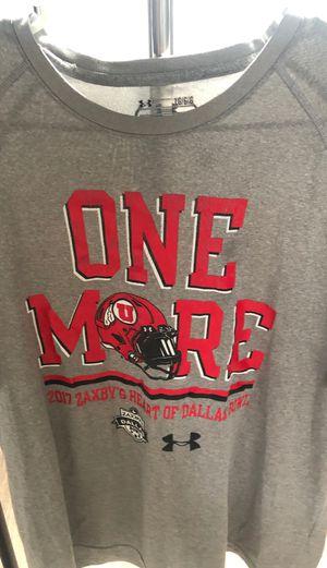 Utah limited edition fan gear shirt size L for Sale in Fresno, CA