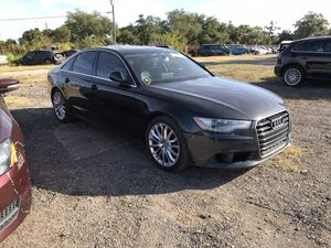 2012-2015 Audi A6 Parts only for Sale in Riverview, FL