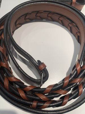 Bobby's English Tack Reins. O/S for Sale in Encinitas, CA