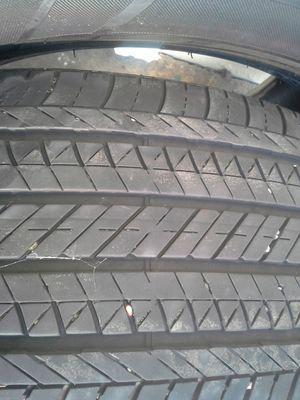 Tires 205/55r16 bridgestone for Sale in Sanger, CA