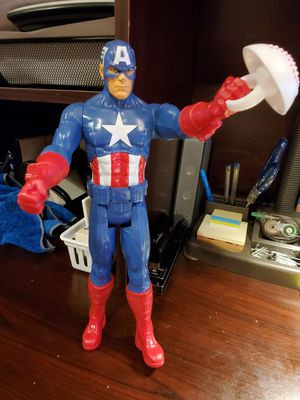 "Captain America 12"" action figure for Sale in Oak Forest, IL"