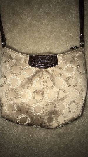Small Authentic Coach Purse for Sale in Odenton, MD