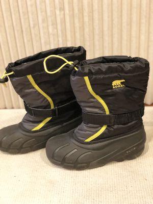 Kids Sorel ❄️ boots ☃️ for Sale in Huntington Beach, CA