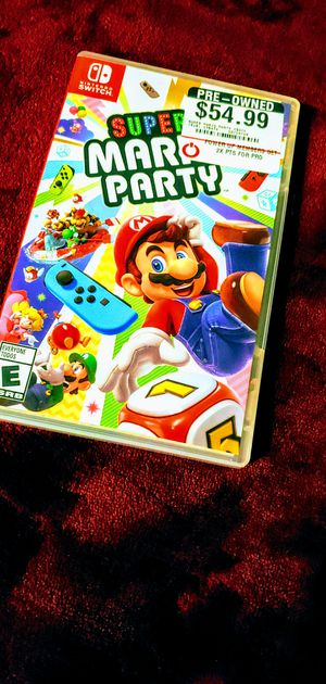 Mario party Nintendo Switch! for Sale in San Diego, CA