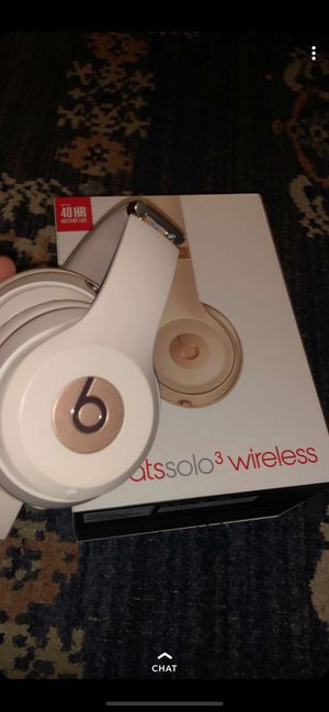Beats By Dre Solo 3s for Sale in Alexandria, VA