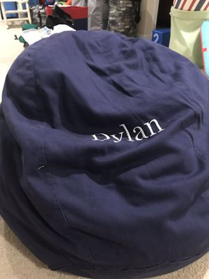 Pottery Barn Kids Beanbag Chair for Sale in Fairfax, VA