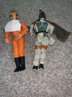 Star Wars action figures for Sale in Stoughton, MA