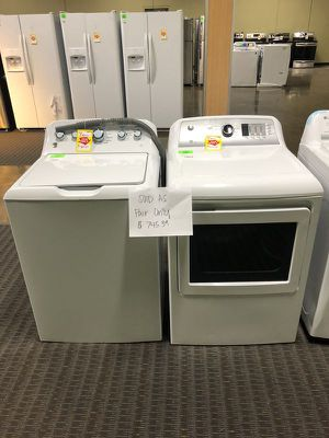 Brand New!!!! GE Washer AND Dryer!!!! AMAC for Sale in Dallas, TX