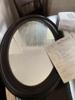 Medicine Cabinet, Oval framed for Sale in Sheridan, CO
