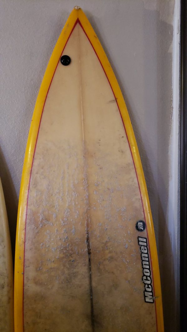 Two Surfboards that Still Work Great! Short boards at 6.2ft each.
