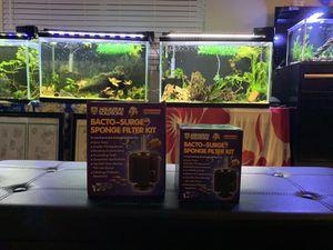 Sponge Filter Fish Aquarium Filter for Sale in Las Vegas, NV