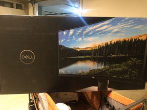 DELL ULTRA SHARP 38 Curved Monitor for Sale in Dallas, TX