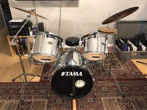 Tama Rockstar Full Size Drum Set for Sale in Las Vegas, NV