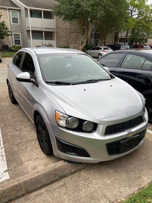 Chevy Sonic Lt turbo 2012 for Sale in Houston, TX