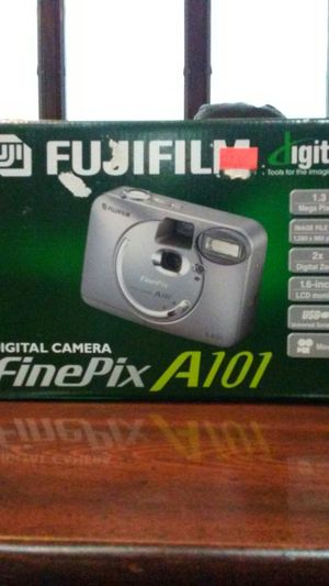 Finepix a101 digital camera for Sale in Alexandria, VA