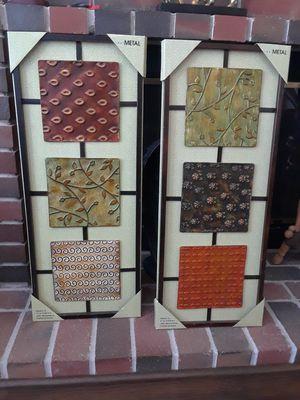Metal Art Decor for Sale in Antioch, CA