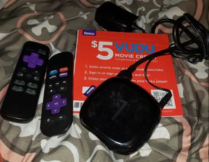 Roku 1 streaming player for Sale in Sacramento, CA