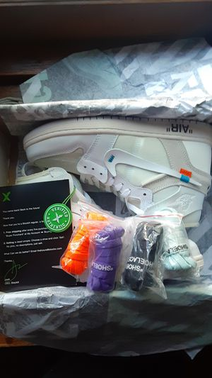 Off white jordan 1 for Sale in Milwaukee, WI