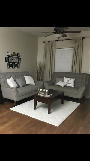 Sofas and coffee table for Sale in Gilbert, AZ