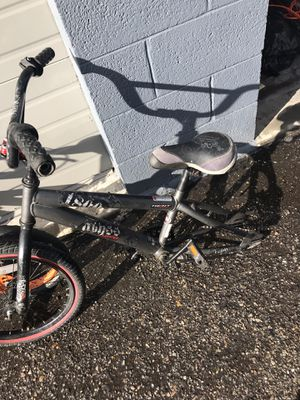 Bmx bike $69complete $69Final clearance sale pric for Sale in Salt Lake City, UT