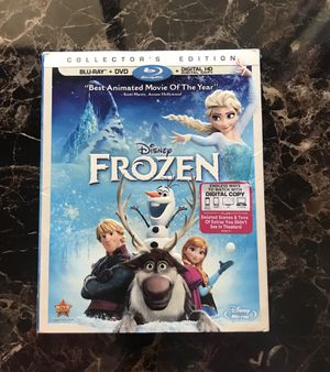 FROZEN BLU RAY - Movie for Sale in Cypress, CA