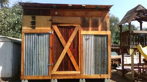 Storage shed ,will put together at your location. for Sale in Dinuba, CA