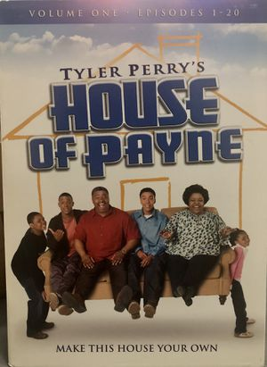House of Payne DVD seasons 1 - 3 for Sale in Fulton, MD