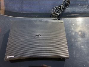 Samsung blue ray DVD player No Remote for Sale in Los Angeles, CA