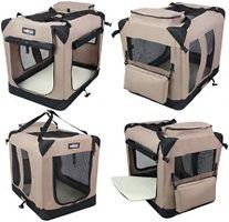 EliteField soft sided collapsible pet travel kennel. for Sale in Portland, OR