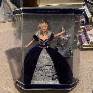 Special Millennium Edition Barbie for Sale in Edison, NJ