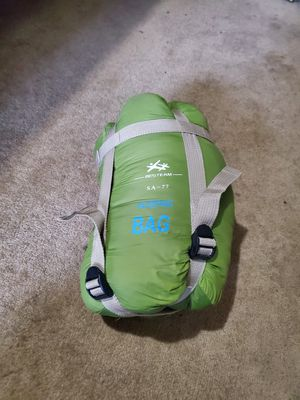 Besteam Sleeping Bag with Compression bag for Sale in Royal Palm Beach, FL