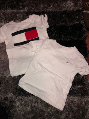 Tommy Hilfiger baby boy shirts 6-9m for Sale in Compton, CA