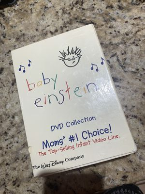 Baby Einstein DVD box set for Sale in Avondale, AZ
