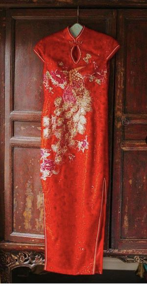 Chinese Wedding Dress for Sale in Brea, CA