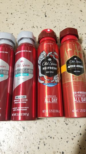 OLD SPICE Spray Deodorant for Sale in Chula Vista, CA